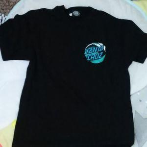 Santa Cruz wave t-shirt